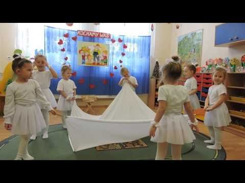 """Piękny taniec przedszkolaków do """"halleluja"""" - YouTube"""