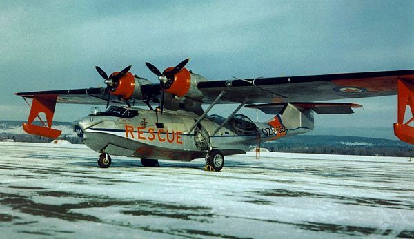 RCAF Consolidated CANSO
