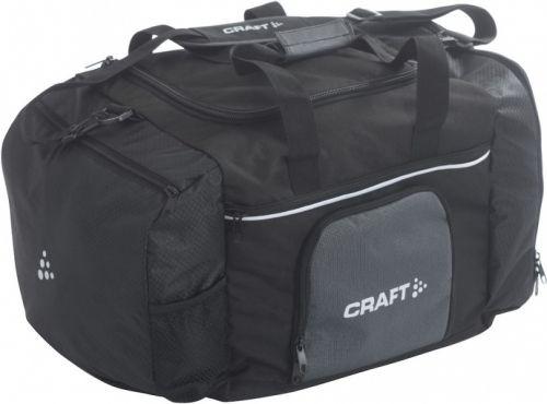 CRAFT NEW TRAINING BAG Treningsbag i mellom-størrelse med mange lommer for utstyr og klær. - Fem lommer- Mesh lommer for vannflaske- 38 liter- Kvalitet: Oxford nylon Trykk: Ønsker du din logo på dette produktet? Be oss om pris på post@blatt.no