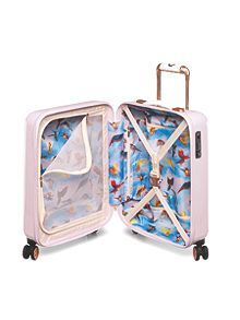 Hanging gardens 8 wheel hard cabin suitcase