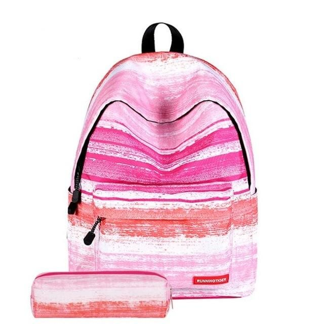 d95176cc52db Star Universe Printing Women Backpack Children School Bags For Teenager  Girls Backpacks Laptop Backpack rugtas mochila