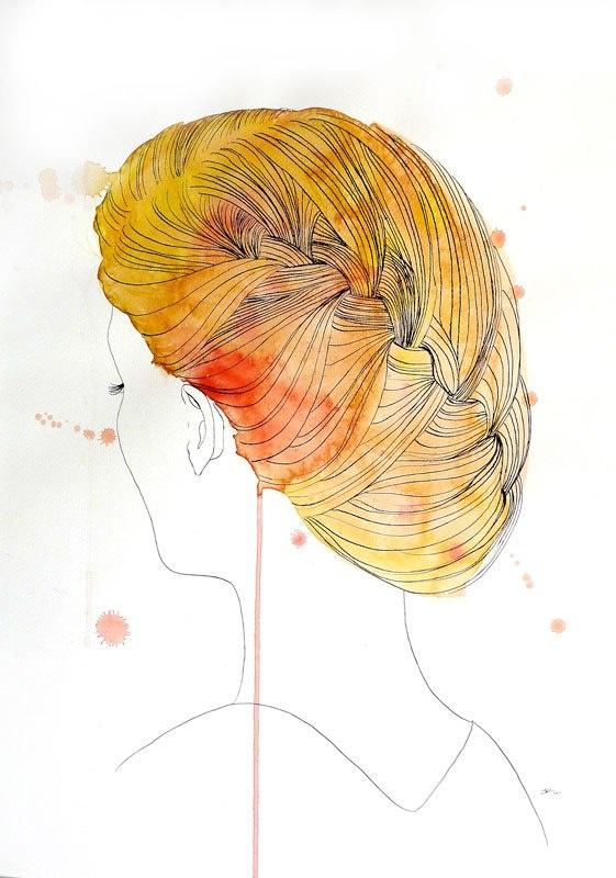 """the turn"" by Silvia Ilona Klatt"