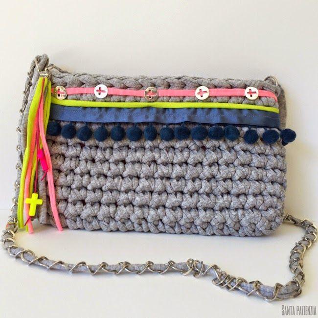 Tu bolso de trapillo necesita un toque veraniego | Santa Pazienzia