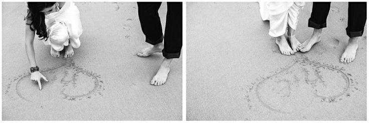 ETHAN+KAILEY » joseph koprek photography. Cumberland River Beach. #wedding