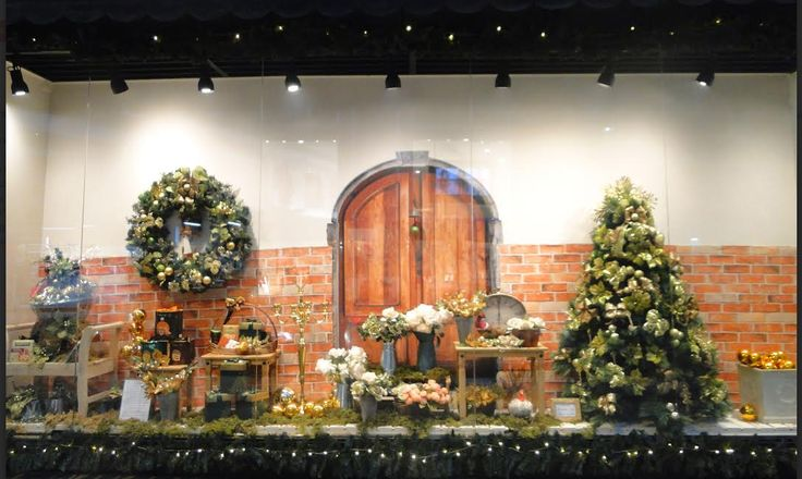 Vitrine Natal 2015 - Window Store / Decoração de Natal / Chistmas decoration