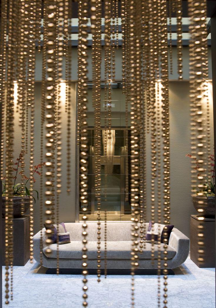 Las 25 mejores ideas sobre cortina separadora de ambientes - Cortinas baratas barcelona ...