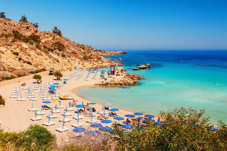 Splurge on Cyprus! Cheap flights to Larnaca from $496