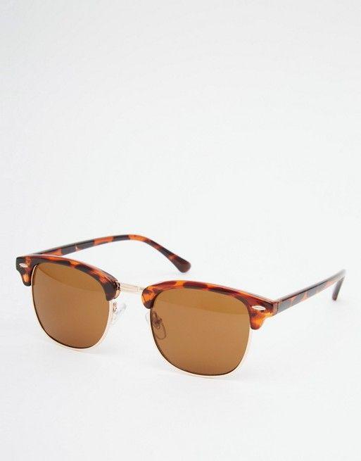 ASOS | ASOS – Classic – Retro-Sonnenbrille