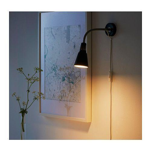 78 meilleures id es propos de spot mural sur pinterest les spots de l 39 - Luminaire mural ikea ...