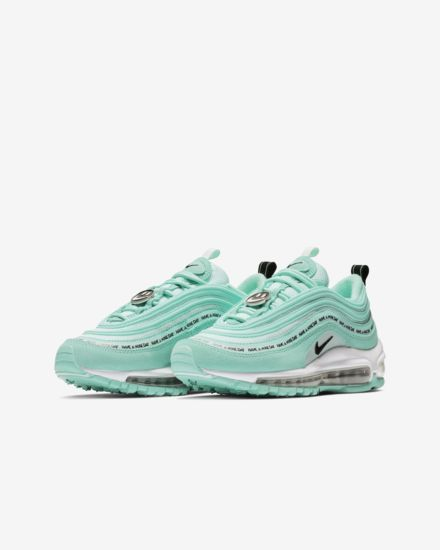 buy online 52dce abab0 Nike Air Max 97 SE Big Kids  Shoe