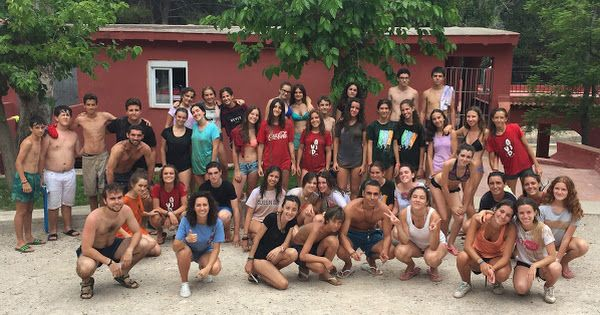Campamento GA4-M2 z1, 2016. Ador, 16-25 de Julio.