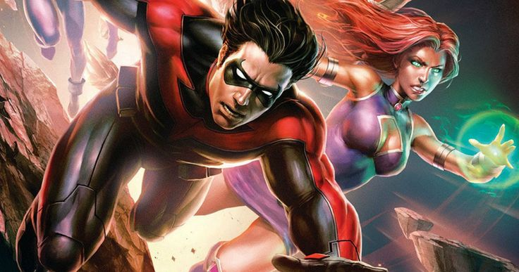 Teen Titans: Judas Contract Review: A Fast, Fun DC Animated Movie -- Nightwing and Starfire heat up as the young heroes face an insidious threat from Deathstroke and the H.I.V.E. in Teen Titans: Judas Contract. -- http://movieweb.com/teen-titans-judas-contract-movie-review/