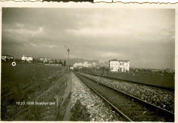 10 Mart 1936, Suadiye'den.