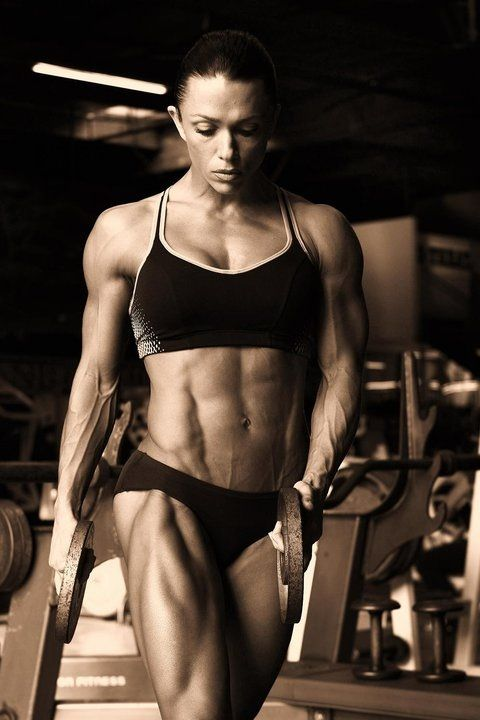 Myths on women and weight training..