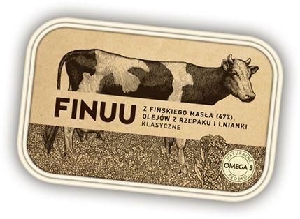 Miks klasyczny FINUU z fińskiego masła, olejów z rzepaku i lnianki #finuu #finuupl #miks #masło #finlandia #miks