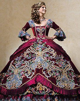 My Beautiful Dress!  :)  Ball gown at The Society of Martha Washington Pageant and Ball in Laredo, Texas