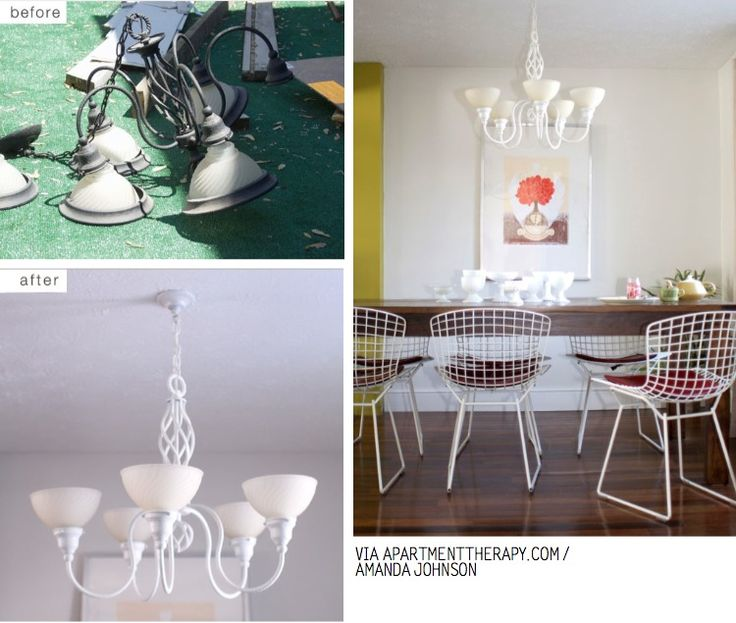 Easy enough to do. Top 15 Before & After Furniture Re-Makes - DIY Inspiration