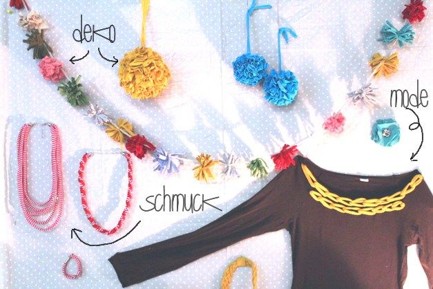 11 upcycling ideas for old shirts by naehmarie.de