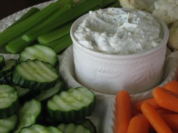 Homemade Vegetable Dip from Food.com:   								This is always made when having a family party or gathering.  Everyone always loves it and asks for the recipe!  So much better than the store bought dips.