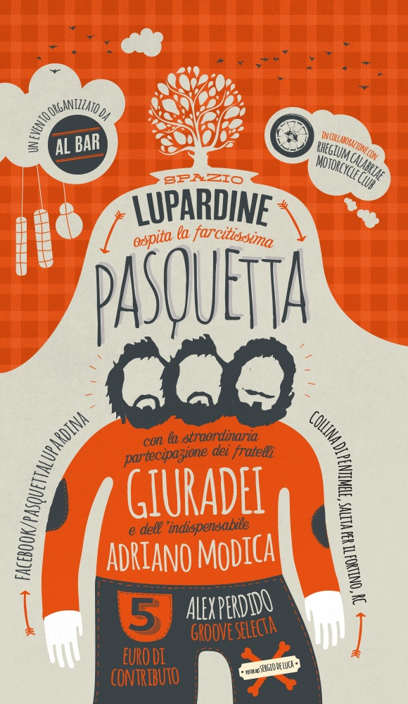 Easter Monday at Spazio Lupardine (Poster)