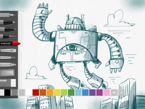 15 Best Drawing Apps on iPad for Kids and Grownups