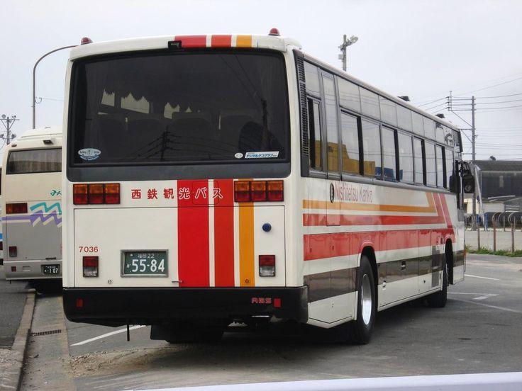 西鉄観光7036 - 新ジェニファーのバス日記