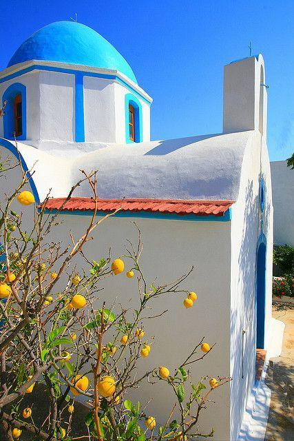 Lipsi (Grecia). Un viaggio può cambiare la vita. Leggi l'esperienza di Sally Gook.