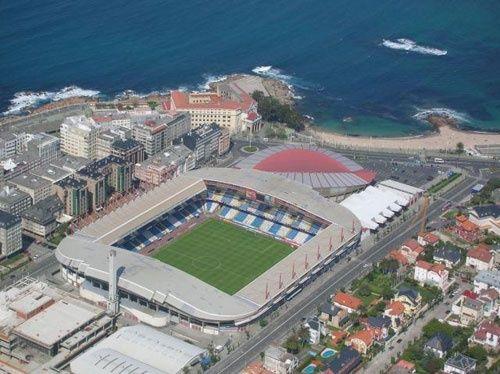 Riazor Stadium - Spain