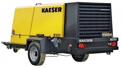 Mobilní kompresory KAESER