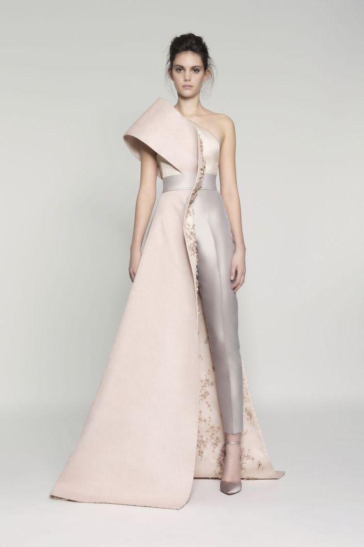 Rami Al Ali Couture Spring Summer 2017 Paris