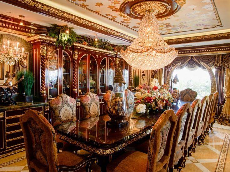 Verdens mest russiske bolig ligger i Los Angeles, USA. Selv Putin overvejer at flytte til Amerika!
