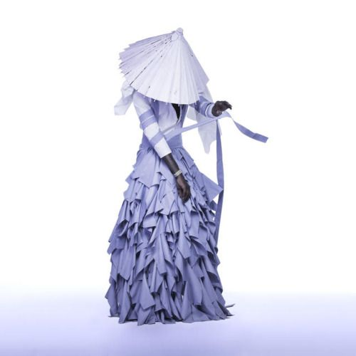 Style-Icon: Young Thug in a dress by Alessandro Trincone