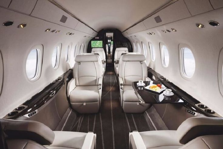 Boom in Business for Private Jets