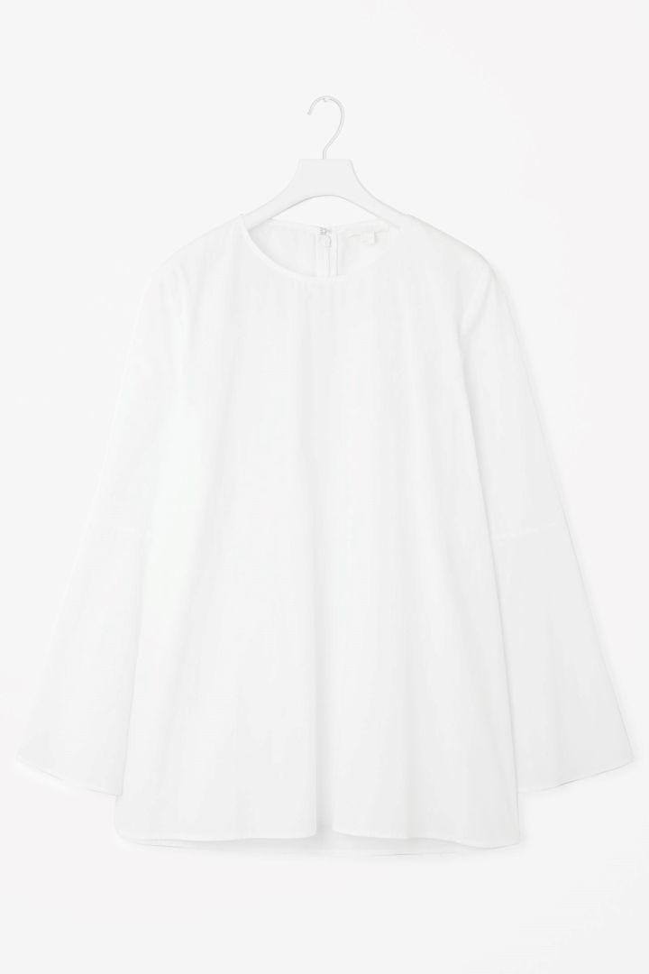 COS | Wide sleeve top