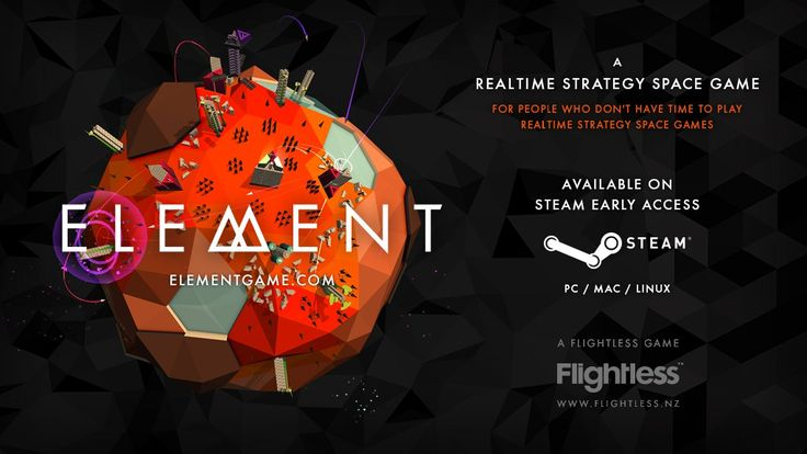 Element by Flightless NZ Game Studio