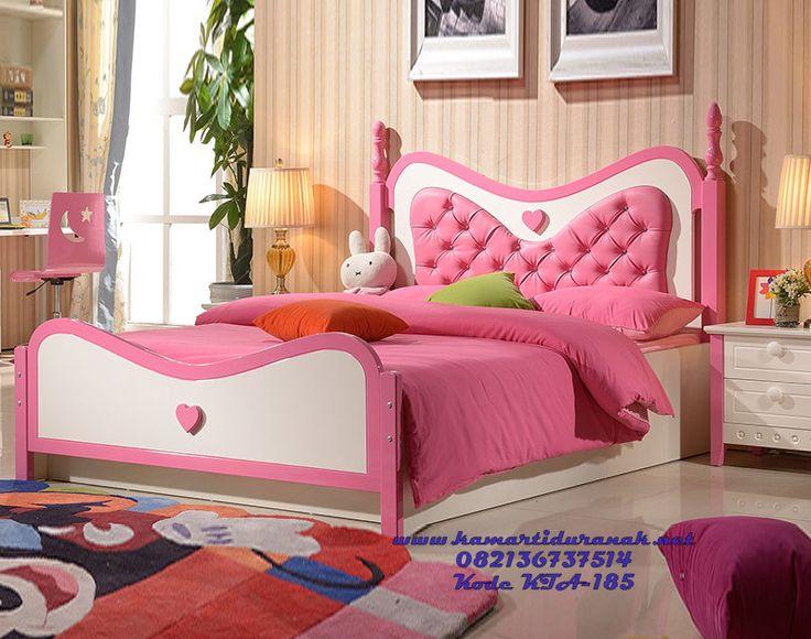 ModelRanjang Anak Perempuan Pink Jok 140 x 200 cm HargaRanjang Anak Perempuan Pink Jok 140 x 200 cm untuk interior Kamar Tidur Anak Perempuan, dengan konsep Jok di headboard menambah cantikRanjang Anak Perempuan Pink Jok 140 x 200 cm.Tempat Tidur Anak Perempuan Pink Jok terbuat dari bahan kayu pilihan. JualRanjang Anak Perempuan Pink Jok 140 …