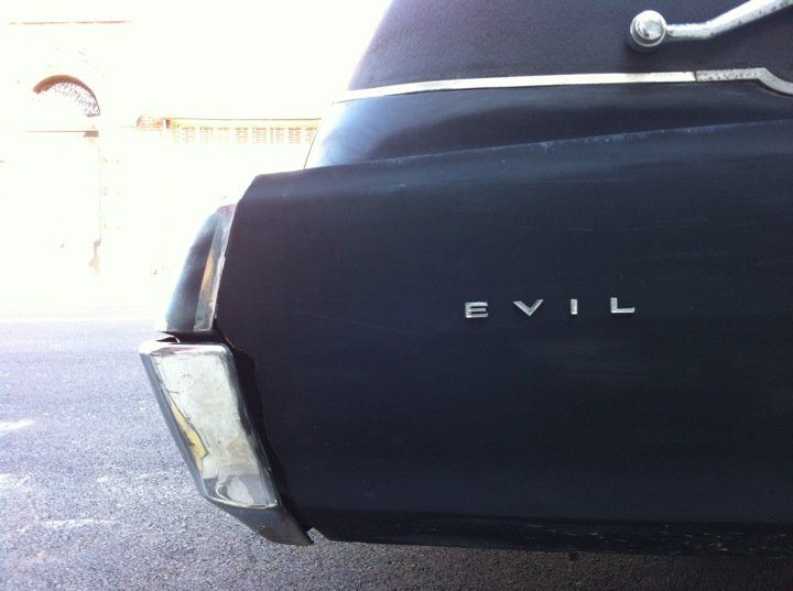 evil: Stuff, Cars Motorcycles, Evil Cars, Skool Riding, Cadillac Devil, Sweet Riding, Black, Hearing Collection, Nice Riding