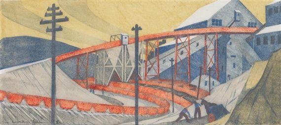 Ethel Spowers, THE WORKS, YALLOURN