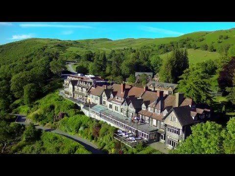 Lake Vyrnwy Hotel & Spa, Llanwddyn, Powys, Wales.