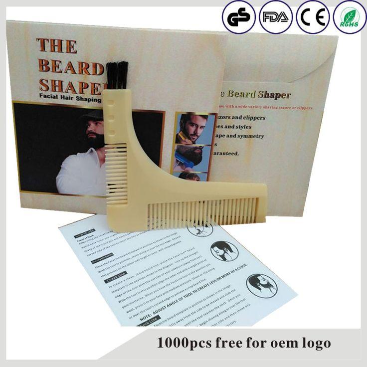 Beard Brush & Comb Set Beard Trimming and Grooming Beard