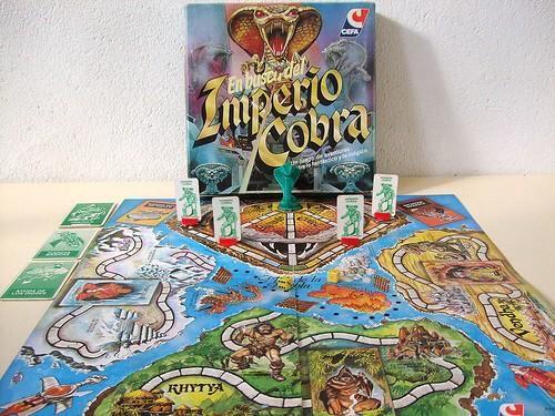 El Imperio Cobra