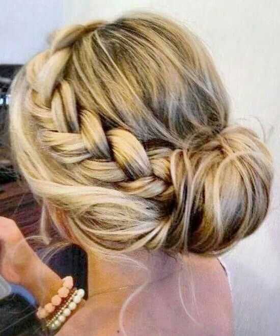 Astonishing 1000 Ideas About Special Occasion Hairstyles On Pinterest Short Hairstyles For Black Women Fulllsitofus