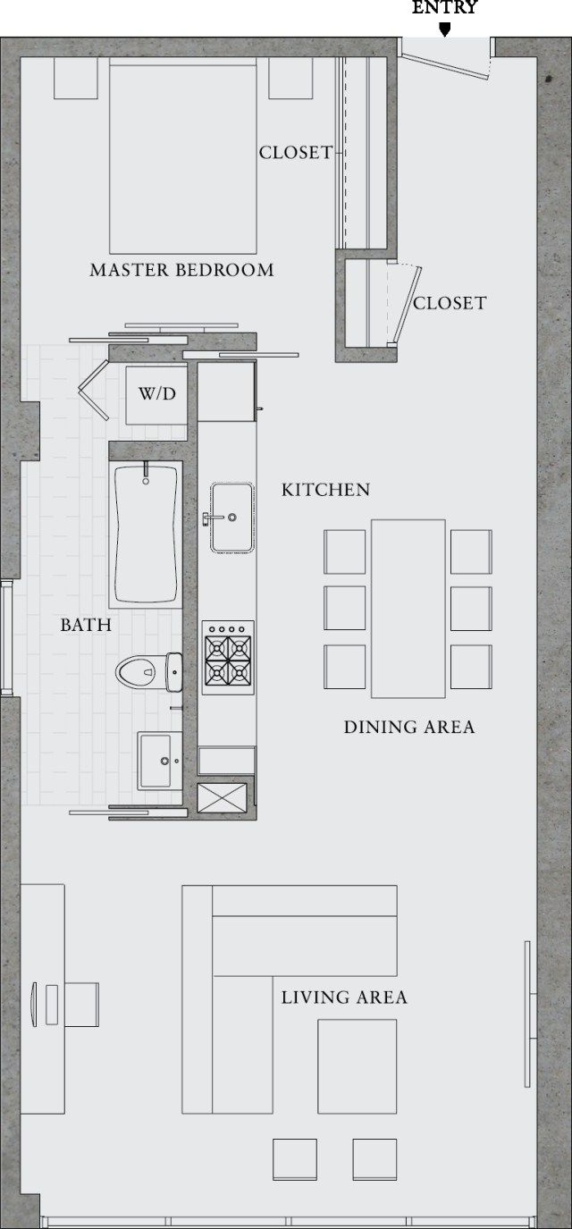 Excellent Image Of Small Apartment Plans Layout Small Apartment Plans Layout Great Simple Design Small Apartment Plans House Plans Building A Container Home