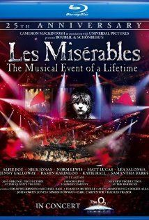 Les Misérables in Concert: The 25th Anniversary / ML DVD 216 / http://catalog.wrlc.org/cgi-bin/Pwebrecon.cgi?BBID=11627606