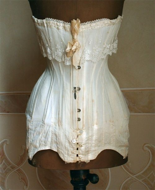 Are not vintage 1910 corsets consider