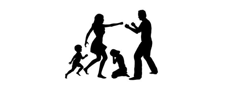 Het is voor alle betrokkenen in een gezin pijnlijk en stressvol om betrokken te raken bij een familiedrama. Oplopende emoties, ruzies die een steeds meer beangstigende vorm aannemen.