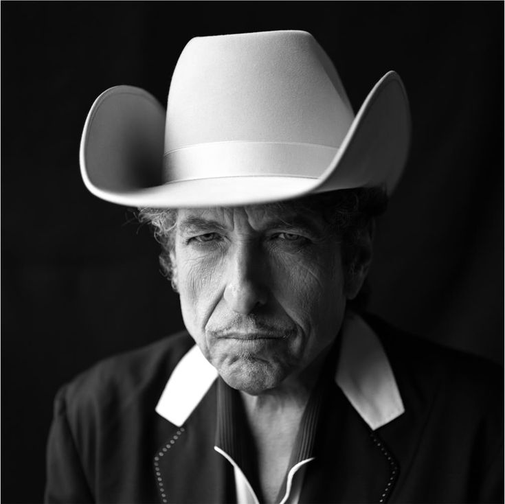 Bob Dylan. Photograph by Brigitte Lacombe.