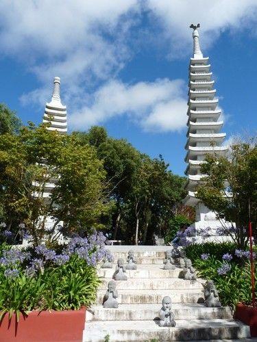 Visita ao Jardim Bacalhôa Buddha Eden. Bombarral.