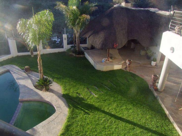 House in Windhoek, Namibia!!