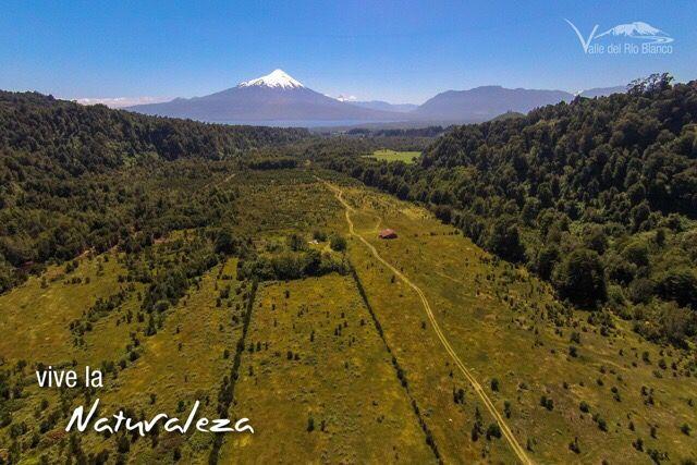 Vista General Valle del Río Blanco